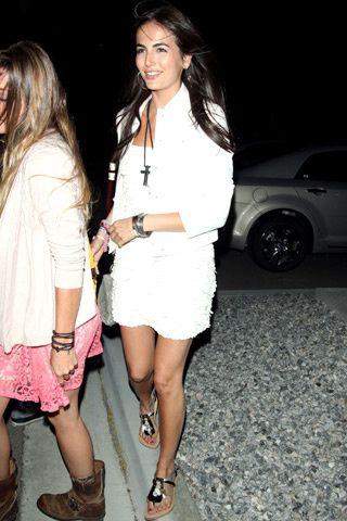Coachella 2012... love Camila Belle!