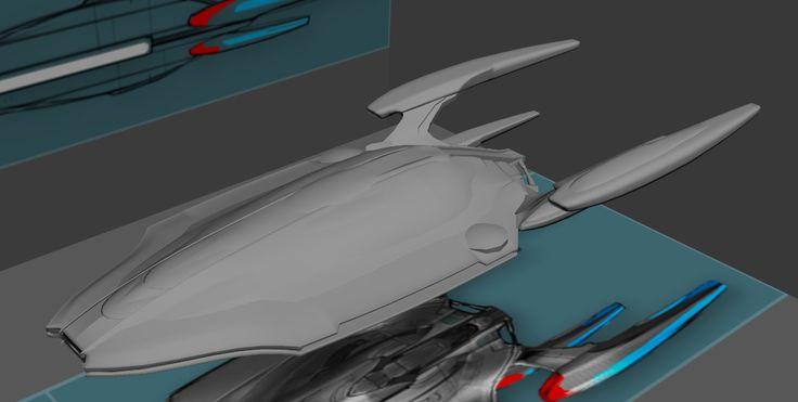 17 Best Images About Star Trek Online Ships On Pinterest