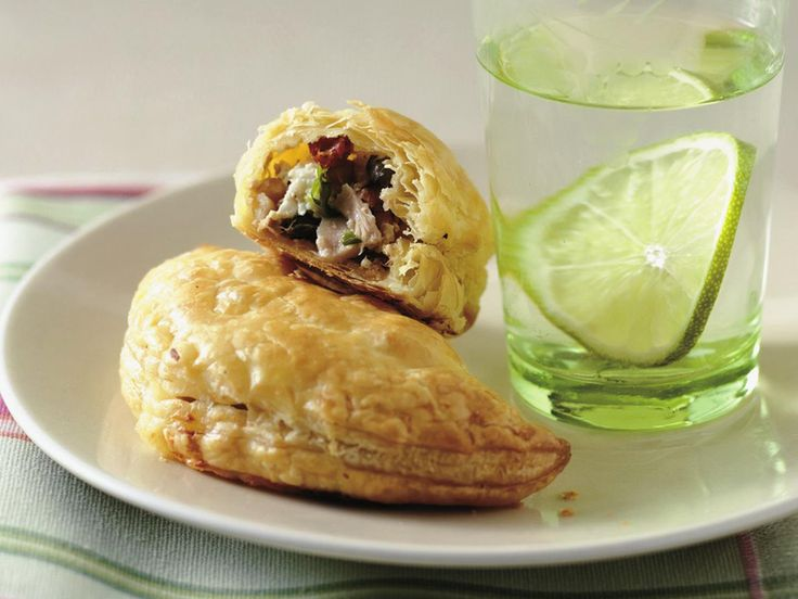 Tasty tuna and feta turnovers make a great light lunch or after-school snack…