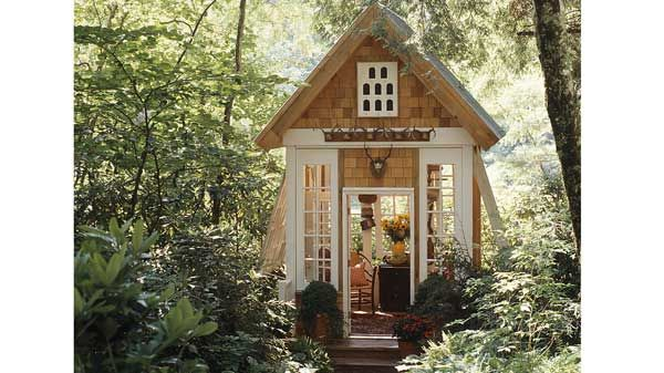 107 Best Ideas About Cottages Garden Houses Etc On