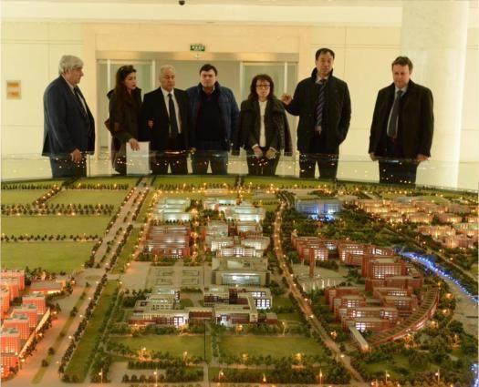Σημαντικές συμφωνίες του ΤΕΙ Αθήνας με Πανεπιστήμια της Κίνας