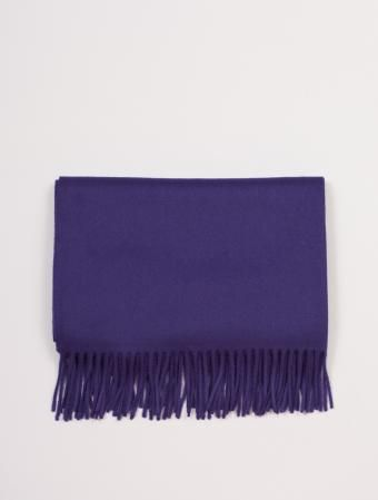 Stort ullsjal (vevd, ikke strikket) i en fin farge som ligner litt på Acne Canada.