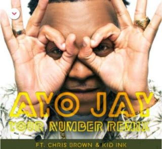 FRESH MUSIC : Ayo Jay ft Chris Brown & Kid Ink  Your Number (Remix)   Ayo Jay dishes out a remix to his chart topping record titled Your Number under his new label RCA. This remix features Chris Brown and Kid Ink. From the look of things Ayo Jay certainly has a lot to offer. Enjoy below and share your thoughtsDOWNLOAD NOW  MUSIC
