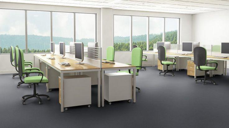 #elzap #meblebiurowe #meble #furniture #poland #warsaw #krakow #katowice #office #design #officedesign #officefurniture #workspace #officelife #green #chair #armchair #desks #windows #view #fittedcarpet #details #inspiration www.elzap.eu www.krzesla.krakow.pl www.meble-metalowe.com