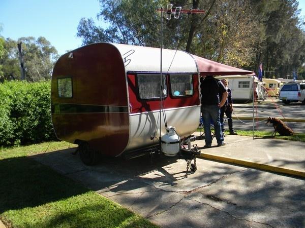 The Australian Vintage Caravan Nationals | Hotrod Hotline