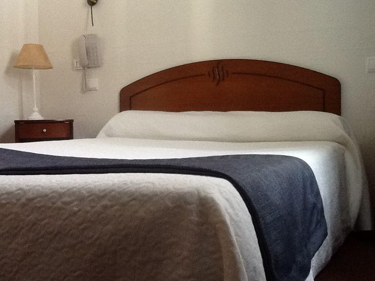 Chambre grand lit double