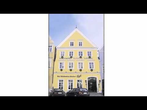 Stadthotel Herzog Ludwig - Landshut - Visit http://germanhotelstv.com/stadthotel-herzog-ludwig The Hotel Garni resides in the new part of the town in a historic street which is parallel to the historic Old Town. -http://youtu.be/WxDSWOpUViQ