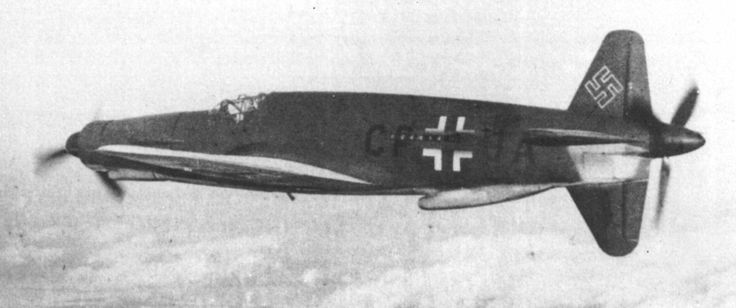 Dornier Do 335 | Dornier Do-335 Pfeil  Dornier Flugzeugwerke was a German aircraft manufacturer founded in Friedrichshafen in 1914 by Claudius Dornier. Over the course of its long lifespan, the company produced many notable designs for both the civil and military markets.