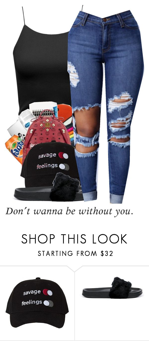 """Untitled #314"" by liveitup-167 ❤ liked on Polyvore featuring Puma"