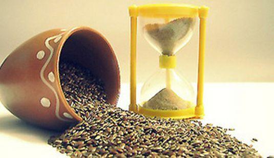 Как принимать семя льна для очищения кишечника