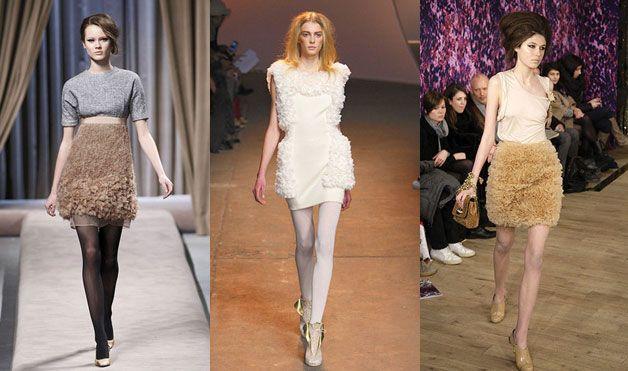Runway Trend Voting - Feminine Flourishes- Discover More Fashion - ELLE