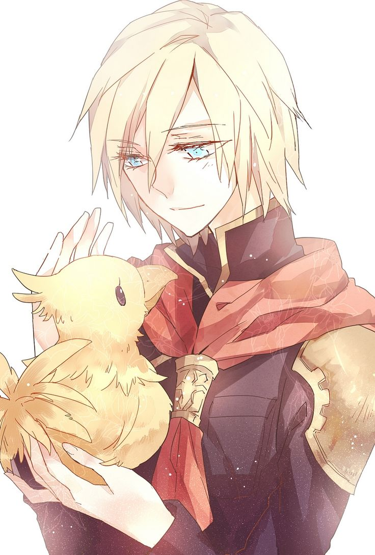Ace | Final Fantasy Type-0 | I don't own the picture, credits to the owner of the picture.