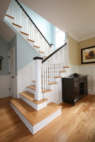 Best 17 Best Images About Stairs On Pinterest Queen Anne 400 x 300