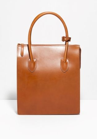 & Other Stories | Leather Tote