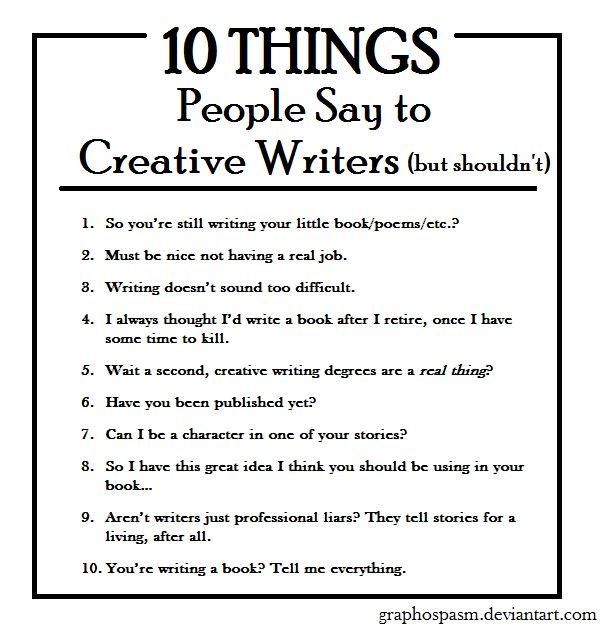 Writing Majors Guide