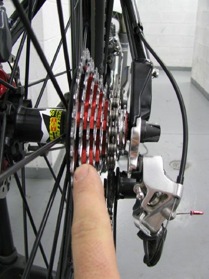 13 point MTB maintenance checklist