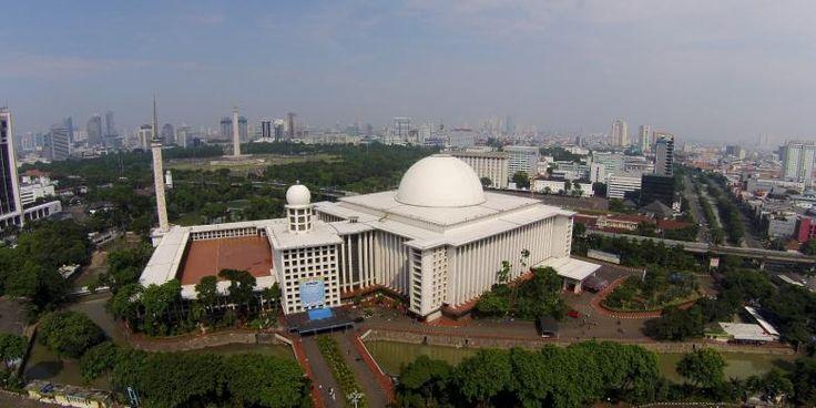 Kelebihan Masjid Istiqlal Dibandingkan Masjid Lain di Indonesia