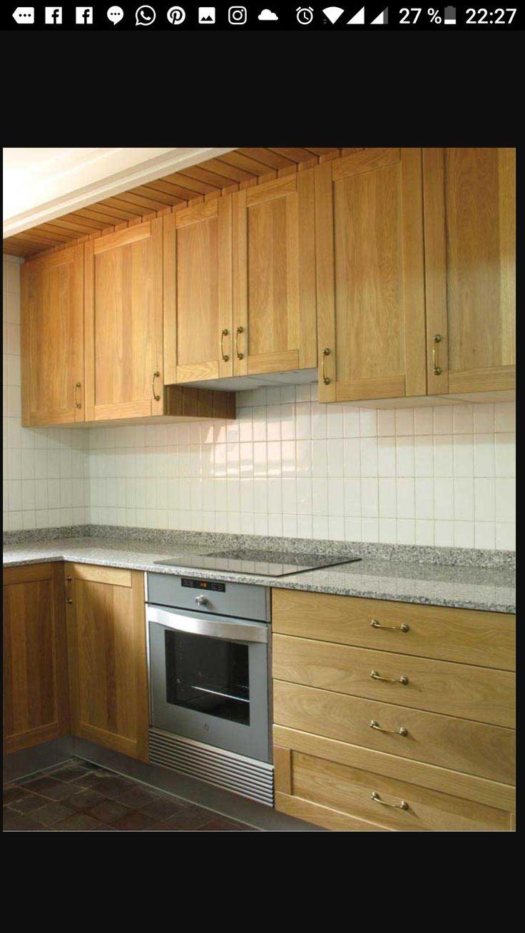 1618 best Muebles de cocina de madera images on Pinterest