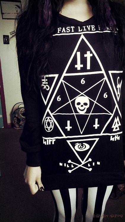 pastel goth clothing   Tumblr