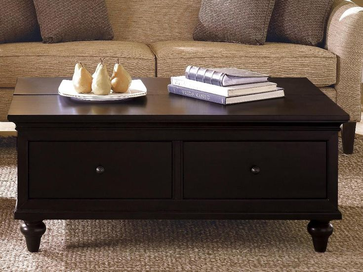 Luxury Small Thin Coffee Table