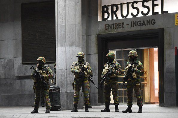 Watch: People flee as bomb blasts rock Brussels airport  The blasts reportedly targeted the American Airlines desk in what some are saying is a terrorist attack  The Telegraph reports that at least 11 peop... http://www.thesouthafrican.com/watch-people-flee-as-bomb-blasts-rock-brussels-airport-video/
