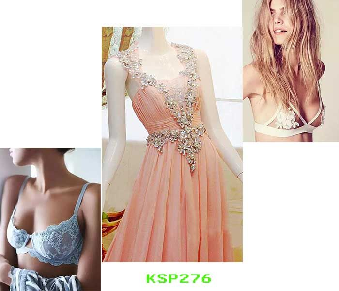 Prom Dresses For Flat Chested Girls And Average Size Bust Girl