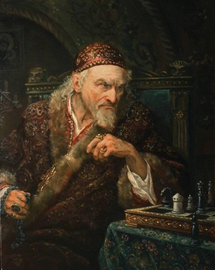 Czar Ivan. The last Battle by Andrei Schischkin
