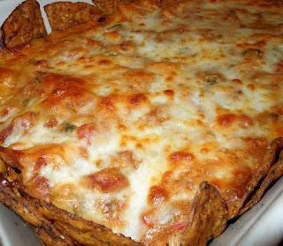 Mexican Chicken Tortilla Casserole