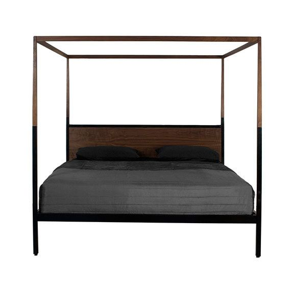 Buy Canopy Bed - Beds - Bedroom - Furniture - Dering Hall