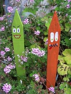 Garden Art - Do with the kids