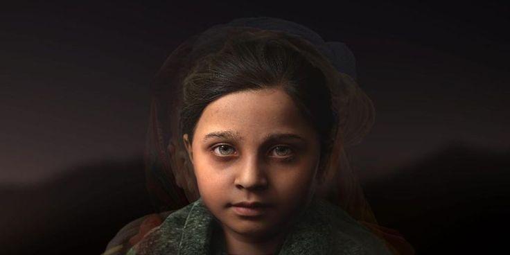 Sofia består av 500 porträtt av olika katastrofdrabbade barn, sammansatta till en 3D-bild. Initiativet lanseras nu för att ge alla utsatta barn ett ansikte. Bakom kampanjen står barnrättsorganisationen Unicef.