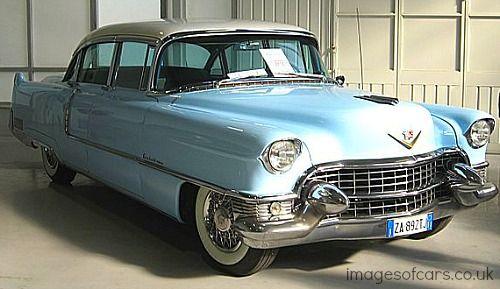 1954 Cadillac Fleetwood