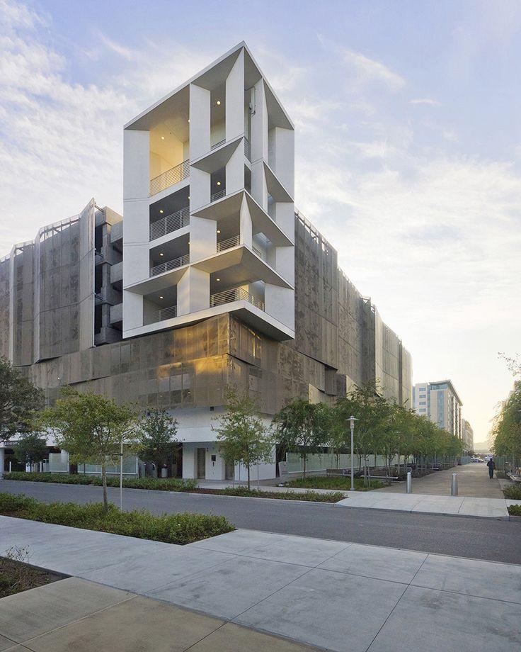 Alexandria Parking Structure | Zahner