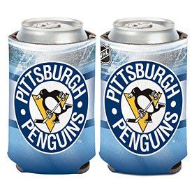 NHL Pittsburgh Penguins 24376010 Can Cooler, 12 oz  https://allstarsportsfan.com/product/nhl-pittsburgh-penguins-24376010-can-cooler-12-oz/  Officially licensed product Quality materials used for all Wincraft products Cheer on your team with products from Wincraft and Express your pride