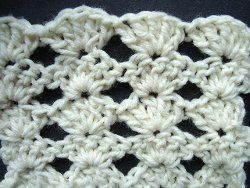I love the shell stitch and this tutorial is pure simplicity!