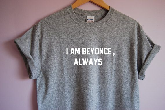 The Office I Am Beyonce, Always T-Shirt TV Show Comedy NBC Michael Scott Quotes Sayings Television Netflix Tee TShirt Andy Bernard