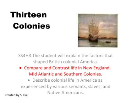 Chesapeake Colonies: Virginia, Maryland