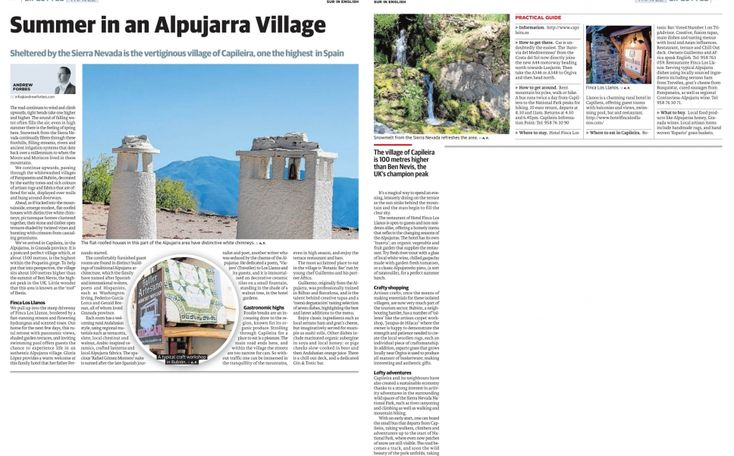 Las Alpujarras Capiliera Andrew Forbes 25.07.14  Words & Pictures copyright www.andrewforbes.com)