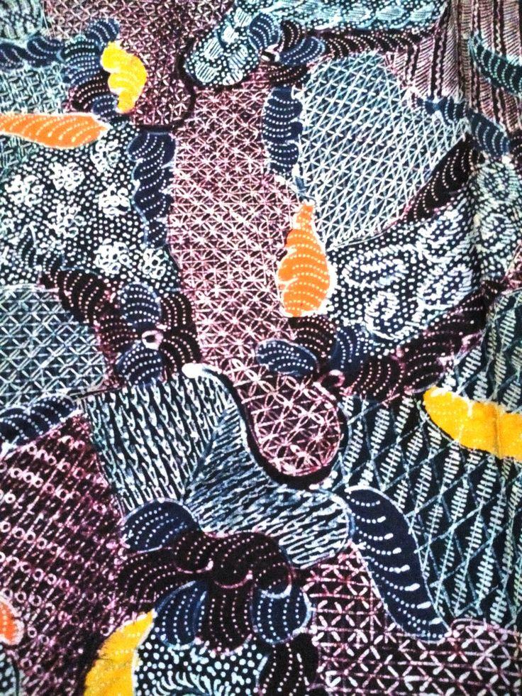 #batik #Fabric