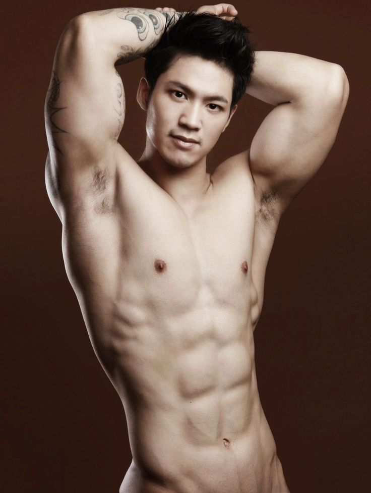 Asian hot hunks