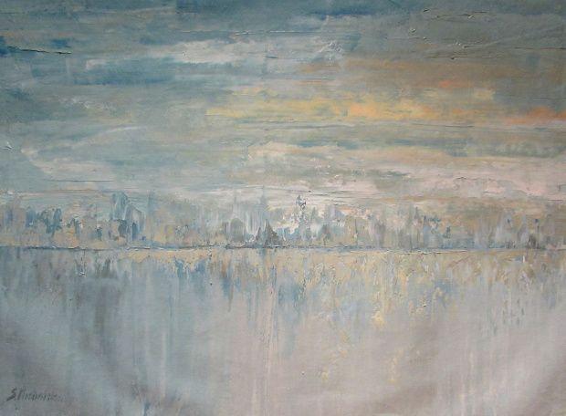 malarstwo olejne by Sylwia Michalska, obrazy olejne malowane na płótnie. współczesne malarstwo marynistyczne, marynistyka