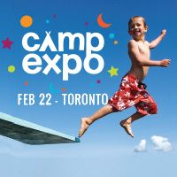 The 2015 Camp Expo will be the best and biggest yet, offering you more camps, more information, and more fun for the kids!  -Meet the leading day and overnight camps from Ontario and Quebec -Choose from camps and after school programs: arts, sports, education, special needs or an all around traditional experience. -Bring the kids, lots of fun activities for them to do!  RSVP for free family admission: http://www.ourkids.net/campexpo
