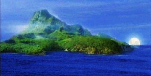 Full Moon rising - mako-the-island-of-secrets Photo