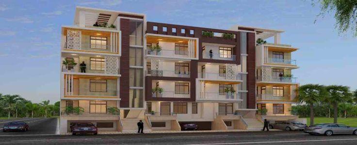 3 Bhk Flats Kiran Vihar Rajat Path New Sanganer Road Mansarovar Jaipur