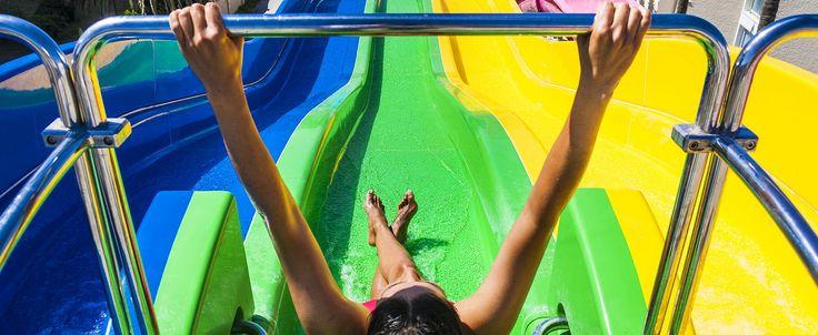 Ta med familjen och bo på Globales Playa Estepona med vattenland och all inclusive. En riktig favorit på spanska solkusten!