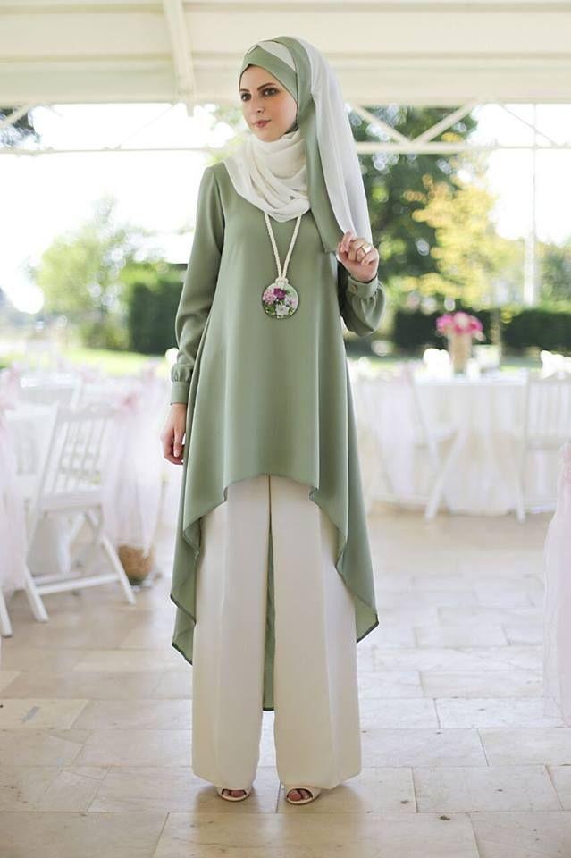 Rabia Şamlı - Mira Tunik Çağla Yeşili