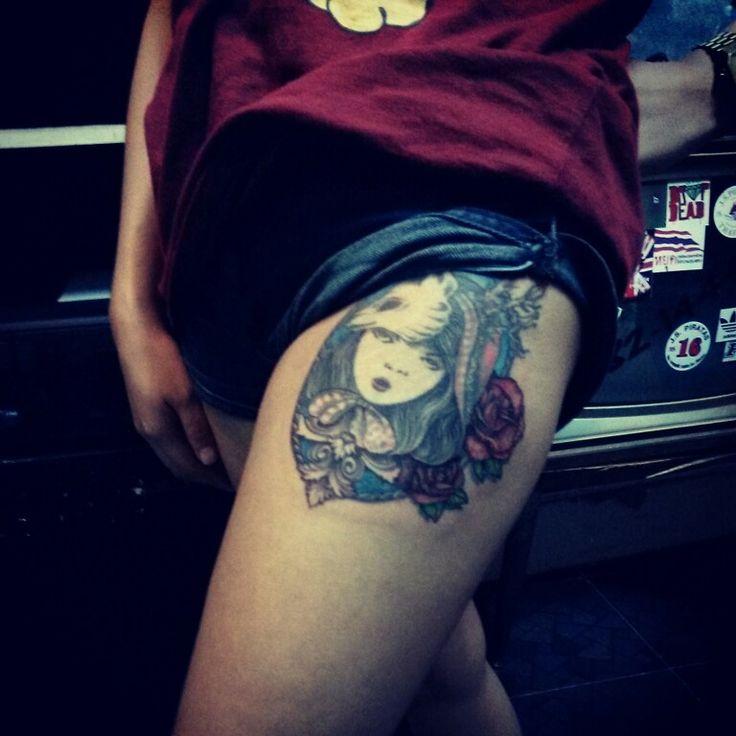 The Ivory God Tattoo