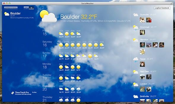 8 Wonderful Weather Apps For Mac, Most Of Them Free