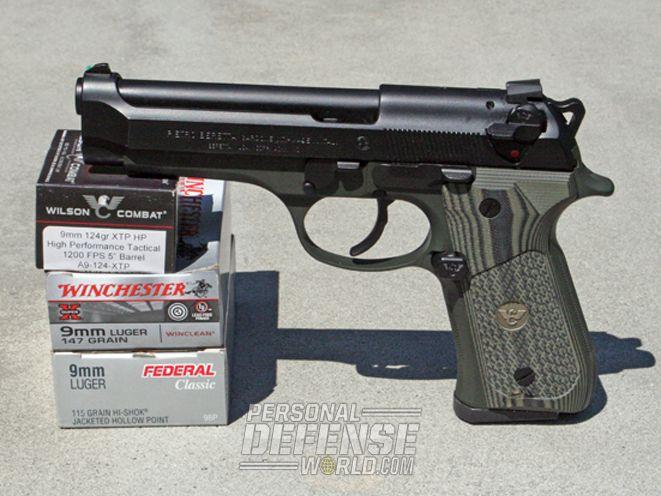 Beretta 92 by Wilson Combat Find our speedloader now!  http://www.amazon.com/shops/raeind