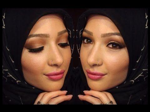Soft Matte Smokey Eye Makeup Tutorial :) *Too Faced Chocolate Bar Palette* - YouTube
